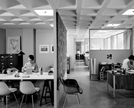 Grahamfoundation_artagendaannouncement_tac_offices_cambridge_massachusetts_1967_ezra_stoller-lowres