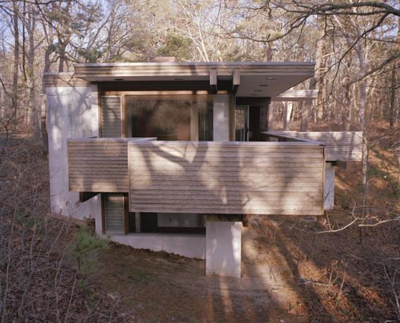 Graham foundation grantees cape cod modern house trust Modern cape cod house