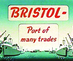 The_port_of_bristol_1950s