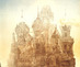 Galimov_cathedral-city_1990