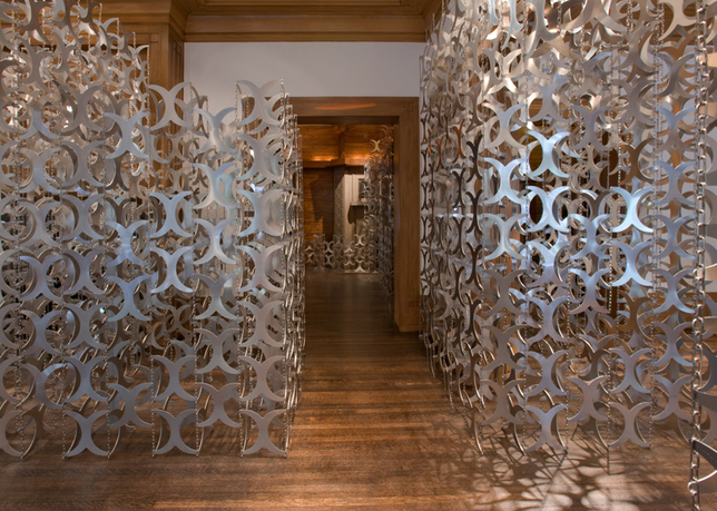 Graham foundation exhibitions solid void for Solid void theory architecture